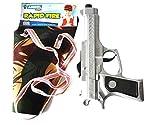 LexTure Presents Anmol Toys Rapid Fire Roll Cap Diwali Toy Gun for Kids