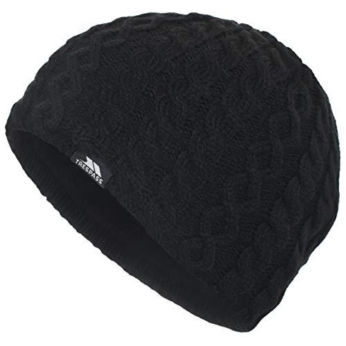 Trespass Kendra Bonnet Femme, Noir, Taille Unique