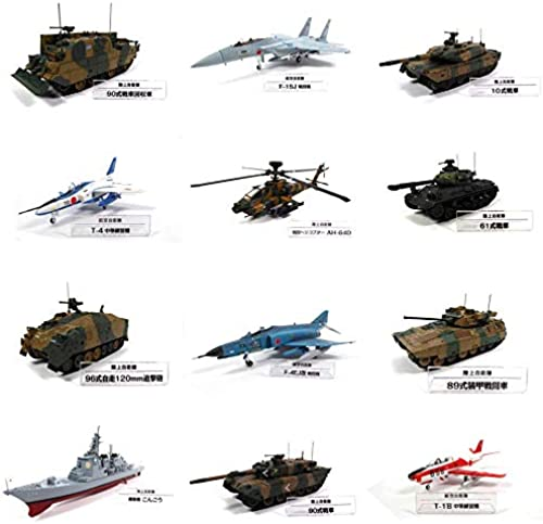 De Agostini Set of 12 Japanese Military Vehicles 1 72 and 1 100 (Ref  SD-1-2-3-4-6-7-9-10-11-29-32-34)