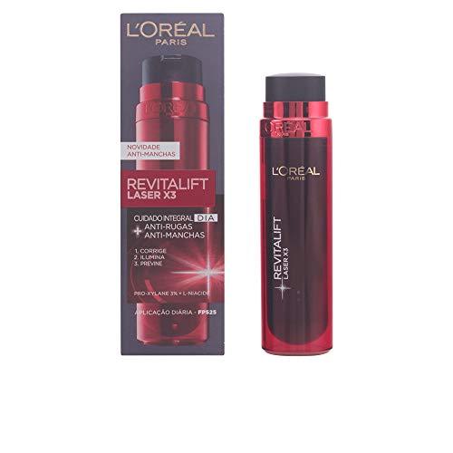 L'Oréal Paris Antimanchas Cuidado de Día SPF25 Revitalift Laser