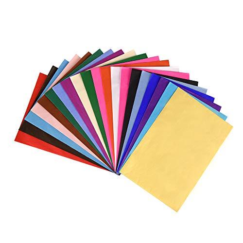 ewtshop® Seidenpapier 300 Blatt im Format 30 x 20 cm in 20
