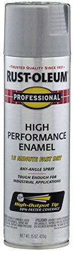 Rust-Oleum 7515838 Professional High Performance Enamel Spray Paint, 15 Ounce...