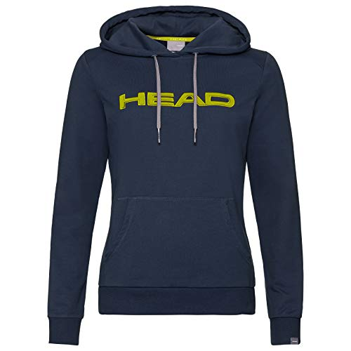 HEAD Club Rosie, Tracksuits Donna, Scuro Blu/Giallo, M