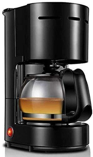 YQCX Máquina de Café Espresso Portátil, Sistema de Capuchino Ajustable, Función de Parada de Flujo, Sistema Anti-Goteo, Máquina para Hacer Té Del Hogar, 600W Bebida caliente y fría