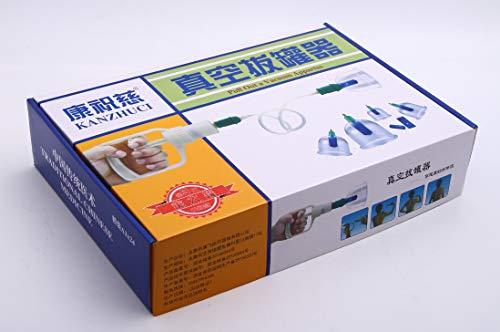 Set de Ahuecamiento Chino 24 PCs Kang Zhuci - Terapia Curativa Profesional....