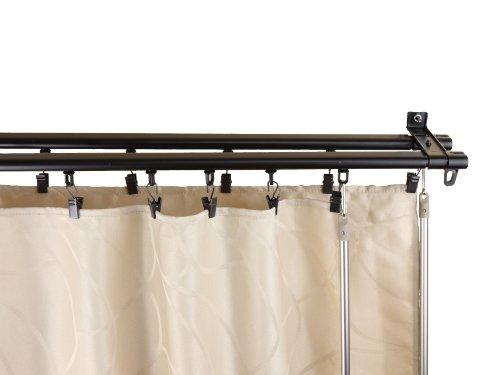 cortina riel fabricante Rod Desyne