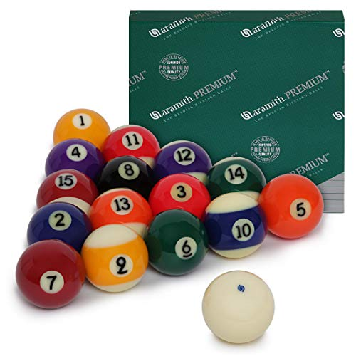 Aramith Premium Billiard Pool Ball Set 2 1/4