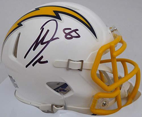 Antonio Gates San Diego Chargers NFL Hand Signed Mini Helmet