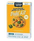 Turban Palillos Tradicional Jewelled Mung Dahl 230g - Jewelled Mung Dhal es una maravilla de una olla que dará lugar a un curry cremoso de lentejas ligeramente especiado.