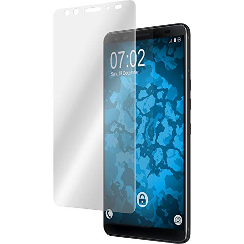 PhoneNatic 1er-Pack Bildschirmschutzfolien klar Flexible Folien kompatibel mit HTC Exodus 1