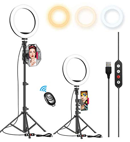 neewer ring light review, Neewer ring light review (2020 Complete Evaluation & User Guide),
