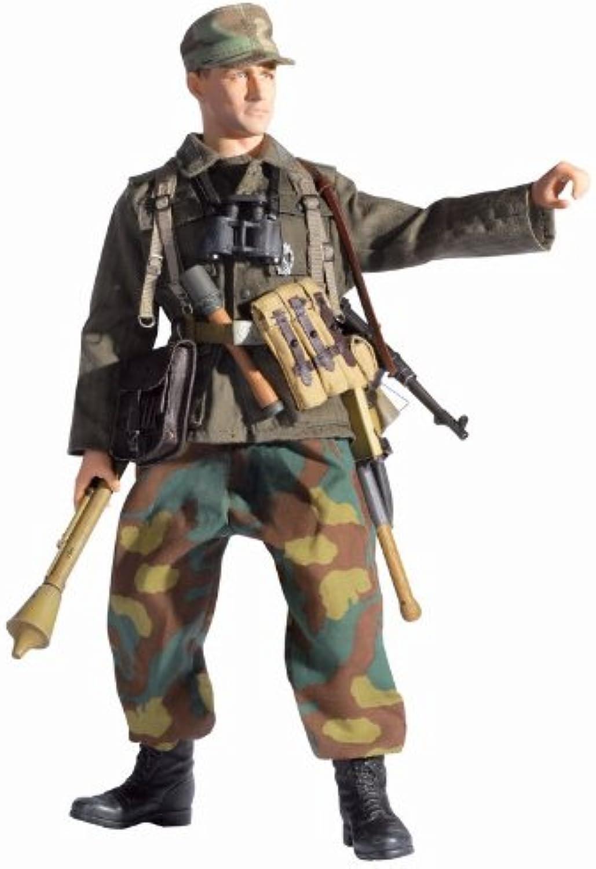 Gustav Mohr Section Leader German WWII 12  Dragon Action Figure NEW