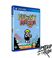 Mutant Mudds Deluxe (Limited Run #53) (輸入版)