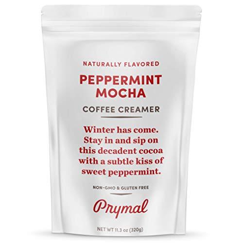 PRYMAL Peppermint Mocha Coffee Creamer