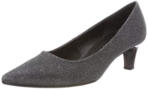 Gabor Shoes Damen Fashion Pumps, Grau (Argento 69), 40 EU