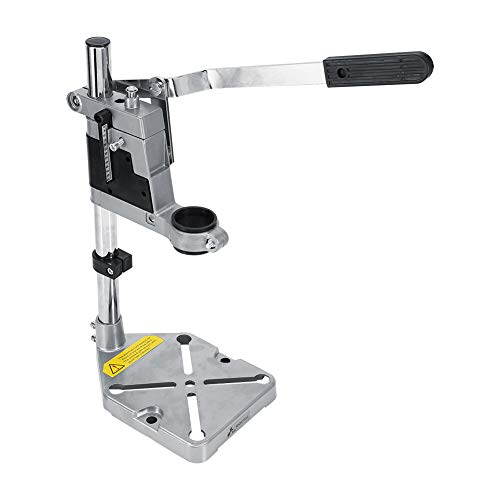 Buy Bargain Rabinyod Bulan Bench Clamp Drill Press Stand Workbench Repair Tool for Drilling Collet W...