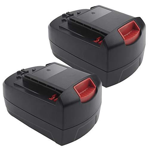 Eichxo 2 Pack SB18C 3.0Ah 18-Volt Ni-MH Batteries Compatible with SKIL 18V Cordless Drill Tools SB18C SB18A SB18B 2810 2888 2895 2897 2898 4570 5850 5995 7305 9350