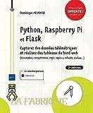 Python, Raspberry Pi et Flask - Capturez des données télémétriques et réalisez des tableaux de bord web (2e édition)