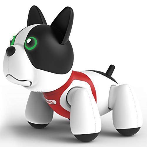SHARPER IMAGE RC Toy Duke The Trainable Robotic Puppy Dog...