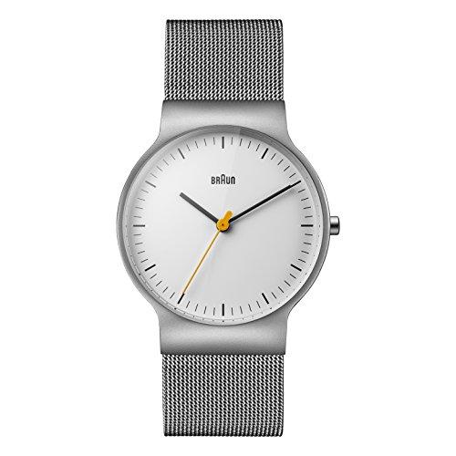 Braun Herren Armbanduhr BN0211WHSLMHG