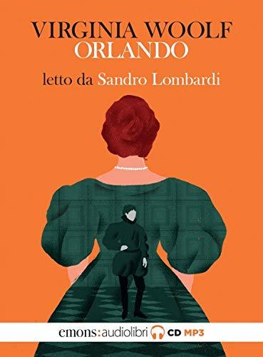 Orlando letto da Sandro Lombardi. Audiolibro. CD Audio formato MP3