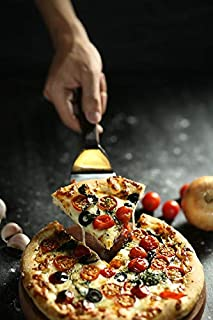 Photography Poster - Pizza, Pizza Hut, Cooking, Kitchen, 24