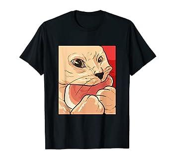 Nourriture pour chat T-Shirt