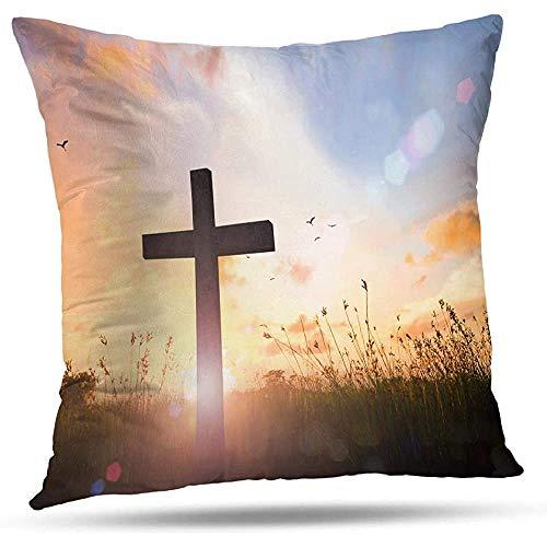Funda de almohada cristiana Fundas de almohada, símbolo de