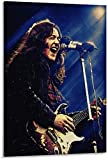 xiaoxian Rockmusiker, William Rory Gallagher Poster,