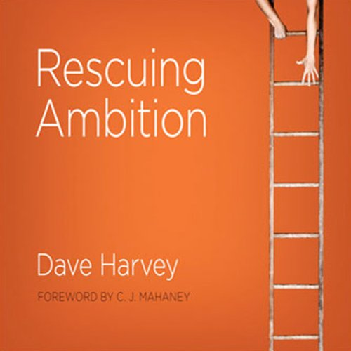 Rescuing Ambition audiobook cover art