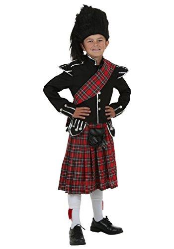 Child Scottish Costume X-Small
