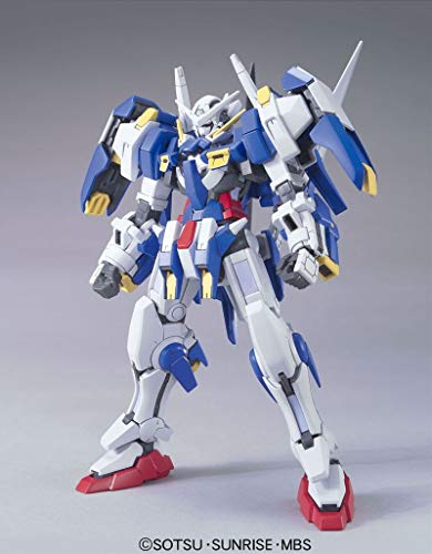 HG Mobile Suit Gundam 00 V 1/144 Gundam Avalanche Exia' Plastic Model