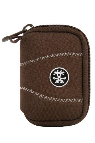 Crumpler PP 70 Tasche für Kompaktkameras (mit Schlaufe), braun (UK Import)