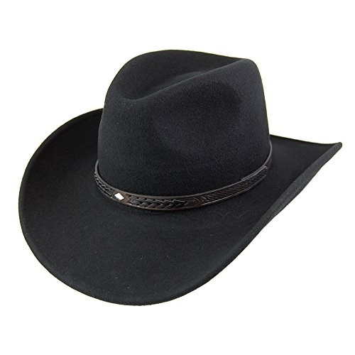Jaxon & James Chapeau de Cowboy Comanche Medium