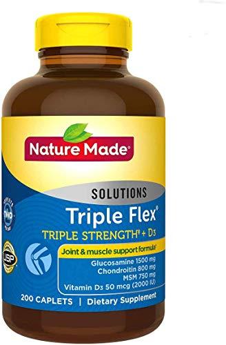 NM TripleFlex Triple Strength, (200 Caplets)