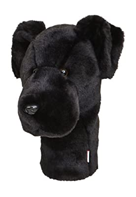 Daphne's Schlägerhaube schwarzer Labrador