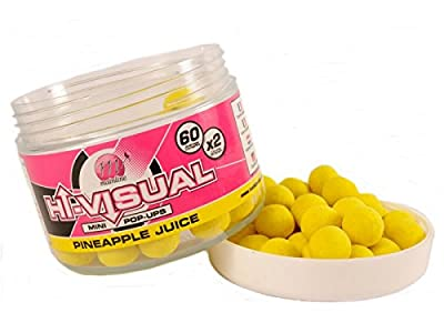 Mainline New Carp fishing Pineapple Pop-Ups. by Mainline.