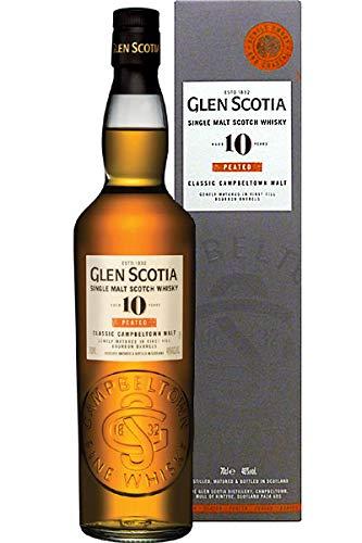 Glen Scotia 10 Jahre Peated 46.0% 0,7l