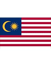 Valley Forge Flag 4-Foot by 6-Foot Nylon Malaysia Flag