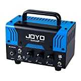 JOYO BantamP BlueJay (Sound of Blues Junior) Dual Channel Hybrid Guitar Amplifier Tube Head with Bluetooth for Electronic Guitar 20 Watt Preamp