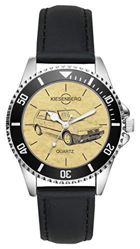 KIESENBERG Uhr - Geschenke für FIAT UNO Oldtimer Fan L-6482