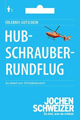 Jochen Schweizer Erlebnis-Gutschein 'Hubschrauber-Rundflug',Außergewöhnliche Geschenkidee
