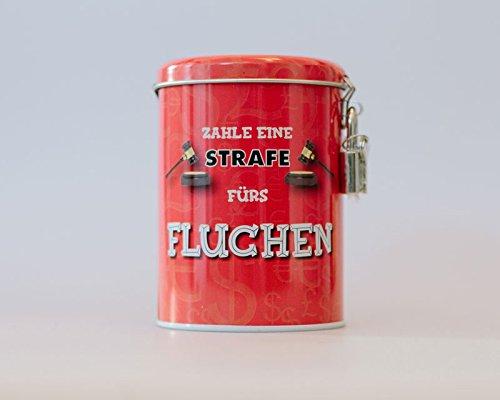 Around the world 13176 Strafe Spardosen-Fluchen