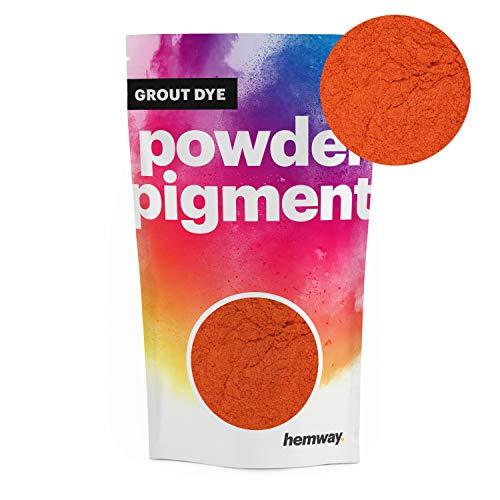 Hemway - Farbzusatz - Färbemittel für Fugenmörtel, Beton, Putz, Mörtel & Ausfugung