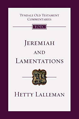 Image of Jeremiah and Lamentations (Tyndale Old Testament Commentaries, Volume 21)