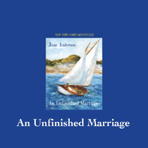 An Unfinished Marriage audiobook cover art