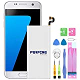 Perfine 3150mAh Batería para Samsung Galaxy S7, EB-BG930ABE SM-G930 G930A G930F G930P G930T G930V...