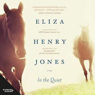 In the Quiet audiobook cover art