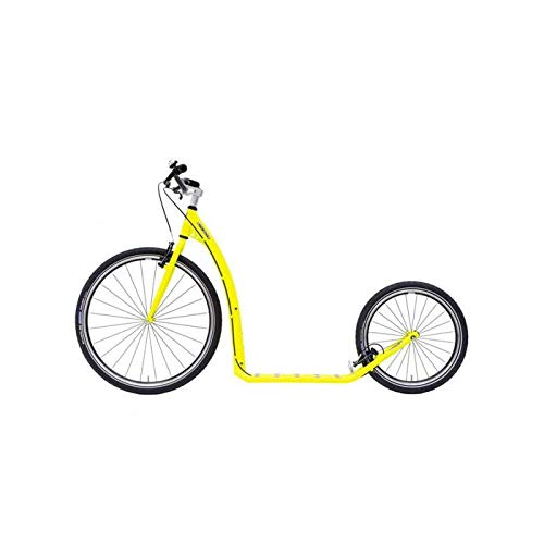 KOSTKA Footbike Tour Max (G6) - Neon Lemon