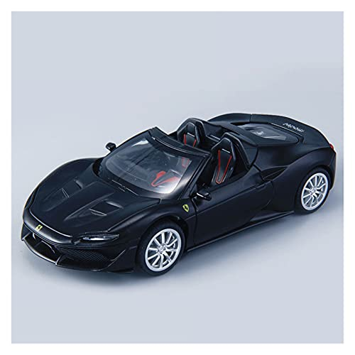 Fábrica Original 1:32 para Ferrari-laferrari J50 Roadster Modelo Simulación Aleación Coche Niño Colección Regalo Juguete Coche (Color : 1)